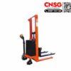Xe nâng đi bộ lái điện OPK - SA1000-16